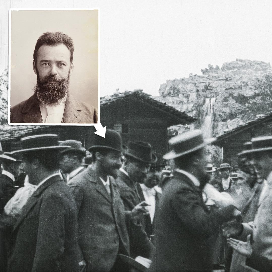 Ferdinand Hodler et le cinématographe