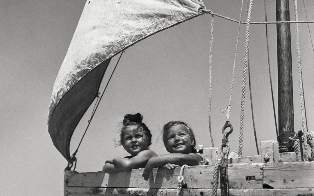 Allons voir la mer avec Doisneau