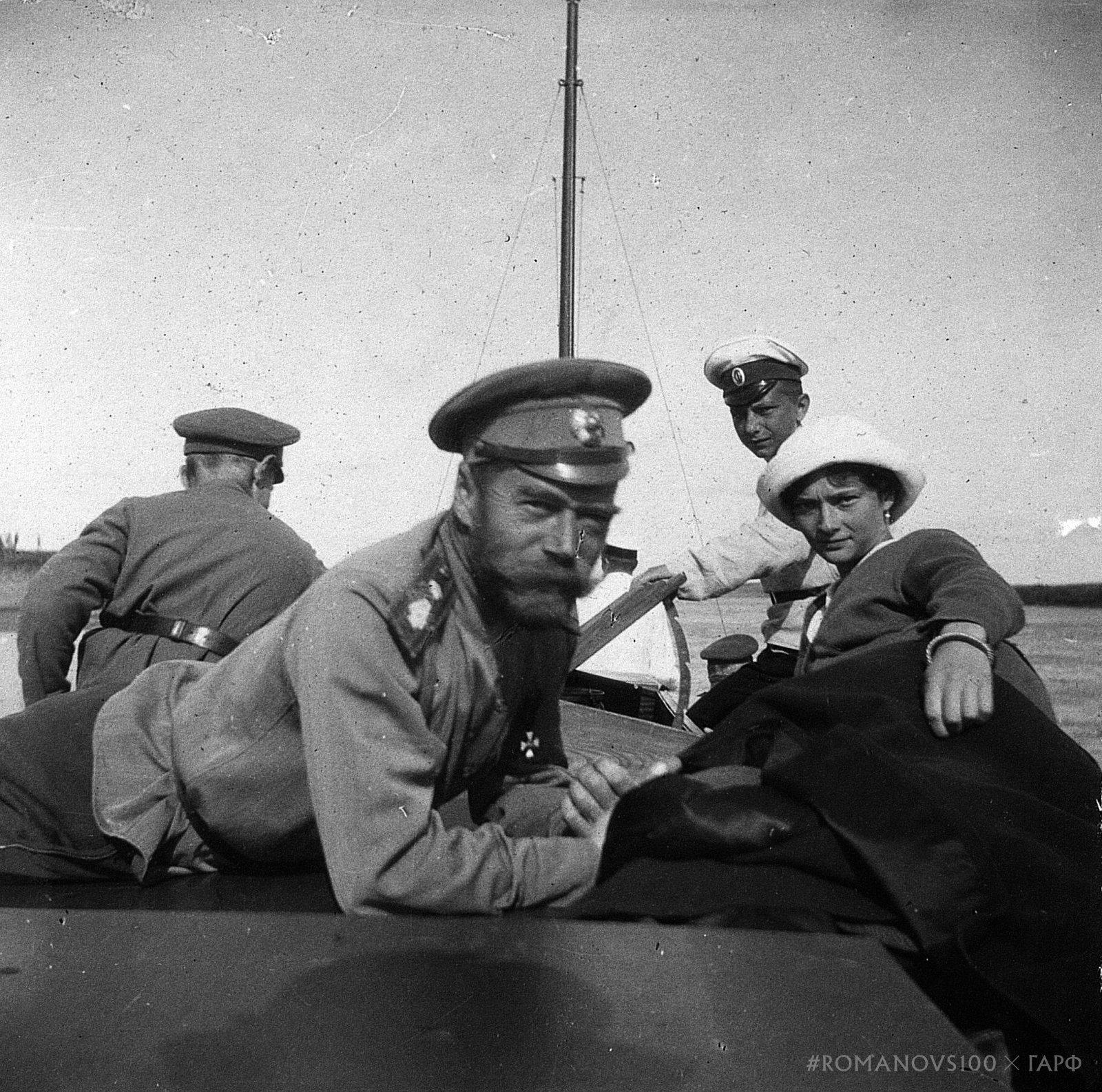#Romanovs100. Les dernières décennies de la Russie impériale